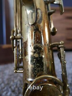 Martin Committee III Alto Saxophone Plays Great SN 174116 1950