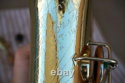 Martin Handcraft Committee I Searchlight Alto Saxophone Plays Great Adjusted