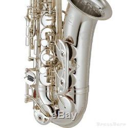 NEW Yamaha YAS-62S III Silver-plated Alto Saxophone BrassBarn
