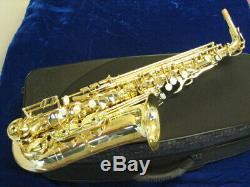 New Selmer Paris Model 52 Axos Professional Alto Saxophone With Full Warranty