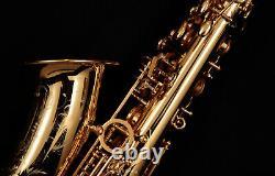 New Selmer Paris Super Action 80 Series II Jubilee Alto Saxophone