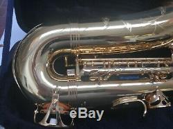 New /demo Yanagisawa Pro Alto Sax, Full Warranty, Never Been Sold