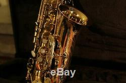 OLDS Alto Saxophone With Case Professional Model NA63J (Near Mint Condition!)