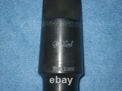 Otto Link Tone Edge Alto Saxophone Mouthpiece Vintage Early Babbitt 9 Tip