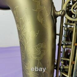 P. Mauriat Custom Class PMXA-67R Professional Alto Saxophone Rolled Tone Hole