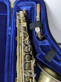 P. Mauriat PMXA-67RX Influence Professional Alto Saxophone Dark Lacquer