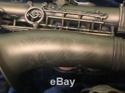 P. Mauriat PMXA-67R Series Professional Alto Saxophone Dark Lacquer