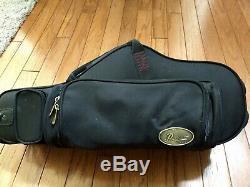 P. Mauriat PMXA-67R unlacquered Professional Alto Saxophone