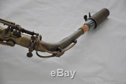 Professional Mark VI Saxofon Antique Eb Alto Saxophone Abalone shell key With Case