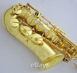 Professional Original Brass Alto Saxophone Customized New sax New Case