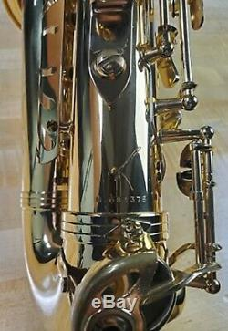 Rare Humming Bird Selmer Reference 54 Alto Saxophone 1 of 70 Sold to USA Market