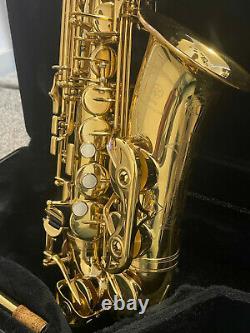 $SALE$ Yamaha YAS62III Professional Alto Saxophone (Includes mouthpiece)