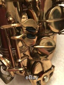 SML Alto Saxophone Gold Medal