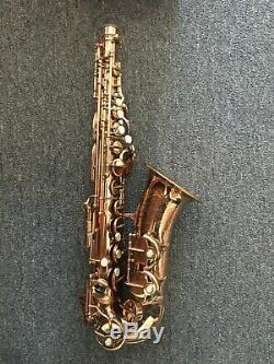SML Gold Medal Alto Saxophone PREOWNED