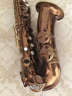 SML Rev D Professional Alto Saxophone