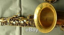 SN. 227- 1930'S Selmer balanced action alto saxophone