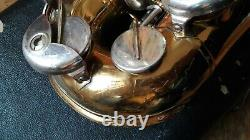 Saxophone alto pro vintage Keilwerth The New King (stencil Meinl Weston) 1966