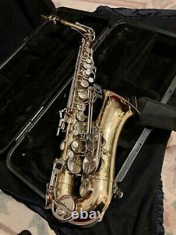 Selmer Bundy, E Flat Alto Saxophone