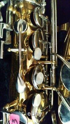 Selmer Bundy II Alto Saxophone USA Buescher PROFESSIONALLY REFURBISHED