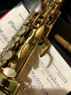 Selmer Early MK VI Alto Saxophone #55,943, Plays Great