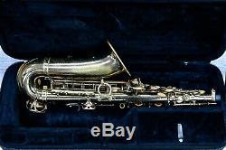 Selmer Mark VII Alto Sax Saxophone Vintage In Case