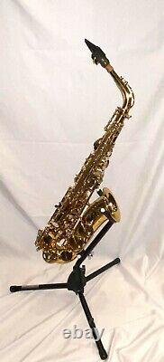 Selmer Mark VII Professional Alto Saxophone Paris Edn