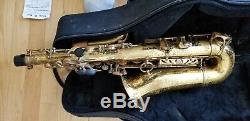Selmer Mark VI 1968 alto saxophone Serial #160824