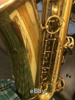 Selmer Mark VI Alto Saxophone (1973) SN218568 Original Lacquer