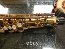 Selmer Mark VI Alto Saxophone Vintage 1968