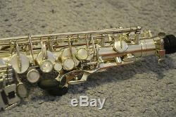 Selmer Mark VI alto saxophone 1958 five digit