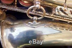 Selmer Mark VI alto saxophone 1971