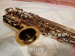 Selmer Omega Professional Alto Saxophone 1980s Model 162 PRO SAX! NEW PRICE