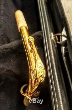 Selmer Paris Mark VI Alto Saxophone Completely Overhauled. 1972 192xxx