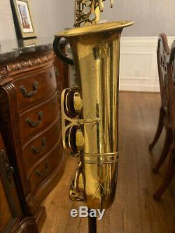 Selmer Paris Mark VI Alto Saxophone SN 113240 With Meyer NY USA 5 MM & BAM CASE