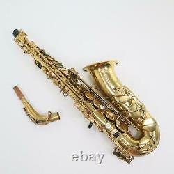 Selmer Paris Mark VI Professional Alto Saxophone SN 233856 ORIGINAL LACQUER