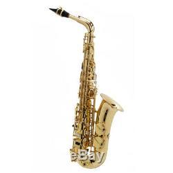 Selmer Paris Model 52AXOS SeleS Professional Alto Saxophone BRAND NEW