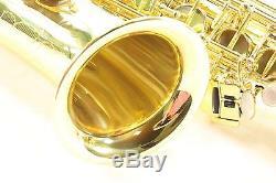 Selmer Paris Model 52AXOS SeleS Professional Alto Saxophone MINT CONDITION