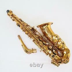 Selmer Paris Model 72'Reference 54' Alto Saxophone SN 658966 GORGEOUS
