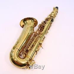 Selmer Paris Model 72'Reference 54' Professional Alto Saxophone MINT CONDITION