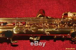 Selmer Paris Reference 54 Alto Saxophone Model 72 Complete Retail kit