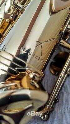Selmer Paris Reference 54 Bird Series Alto Saxophone Mint Condition kookaburra