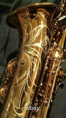 Selmer Paris Reference 54 Model 72 Alto Saxophone First Addition 2004-2005 Minty