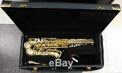 Selmer Paris Series III Model 62 Eb Professional Alto Saxophone Outfit