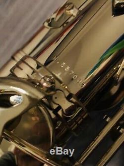Selmer Paris Super Action 80 Serie II Alto Saxophone