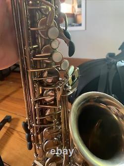 Selmer Paris Super Action 80 Series II Alto Saxophone