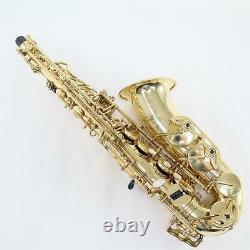 Selmer Paris Super Action Series II Alto Saxophone SN 557740 EXCELLENT