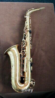 Selmer SBA #51 Alto Saxophone