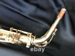 Selmer Super Action 80 Alto Saxophone 1983