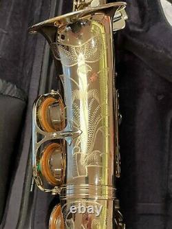 Selmer Super Action 80 Series II Alto Sax + New Case