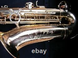 Selmer Super Action 80 copy alto sax by DC PRO &Yamaha cork grease list$2,998.00